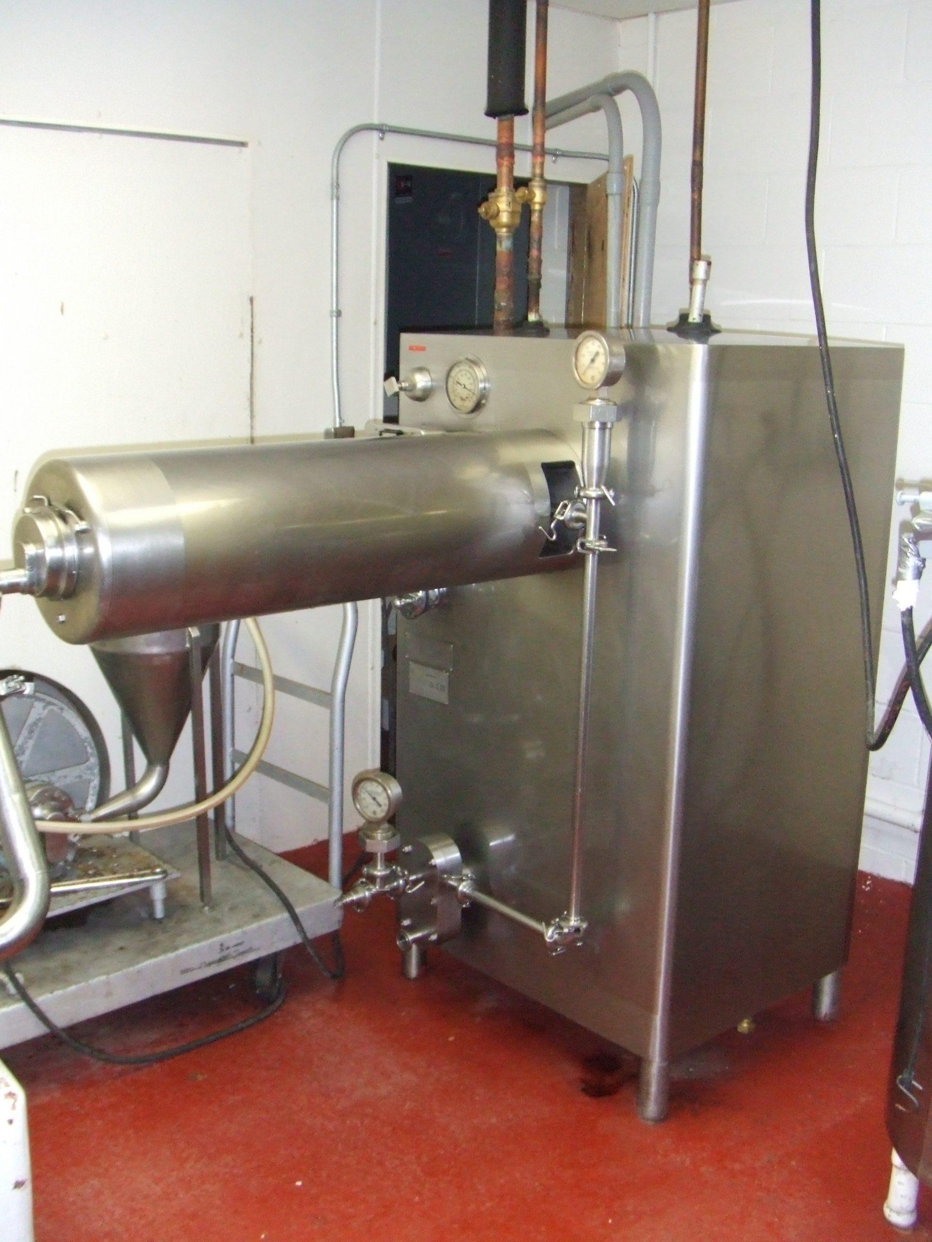 Freezer crème glacée Vogt 401 Cherry-Burrell