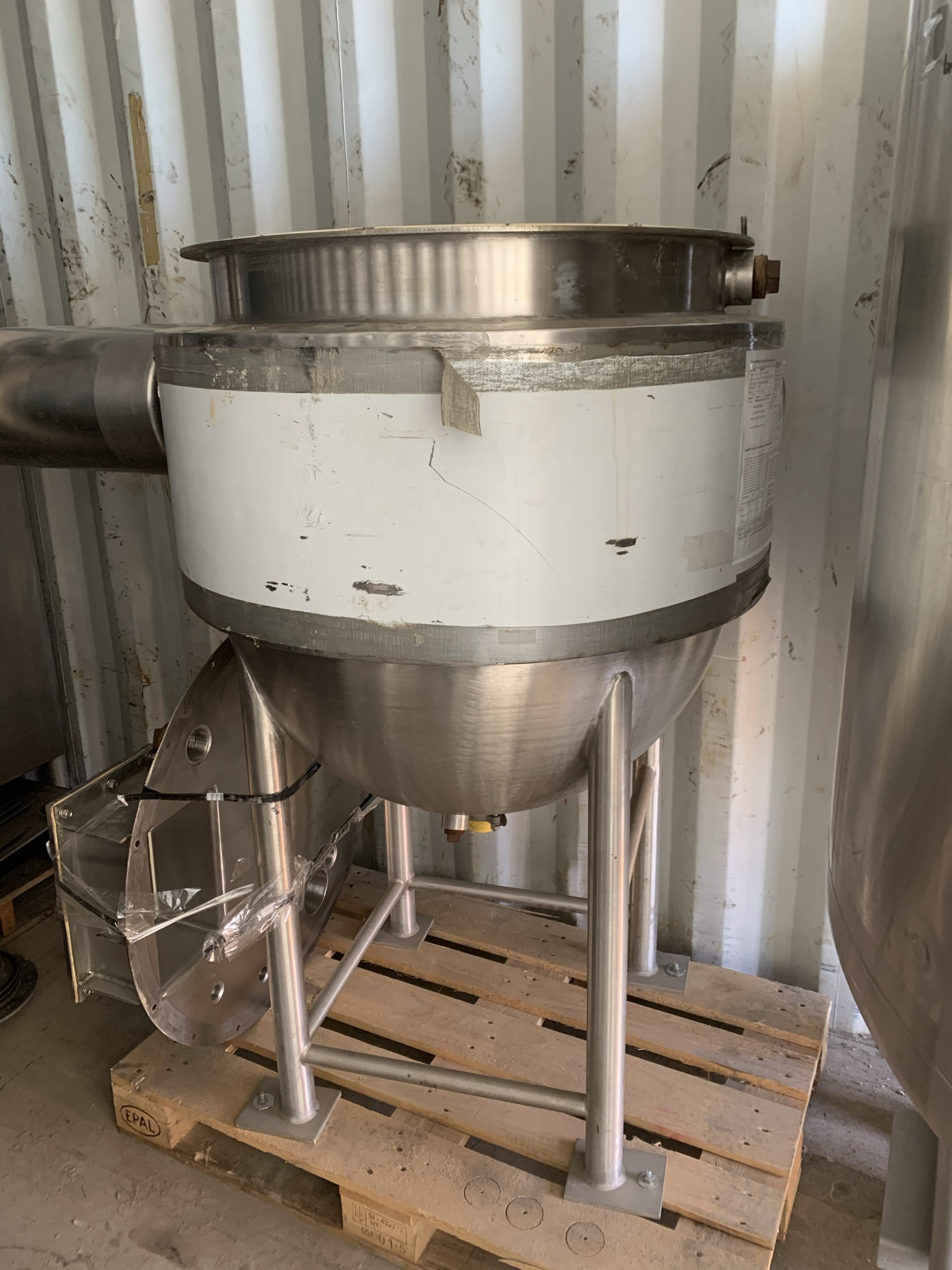 Cuiseur 300 litres