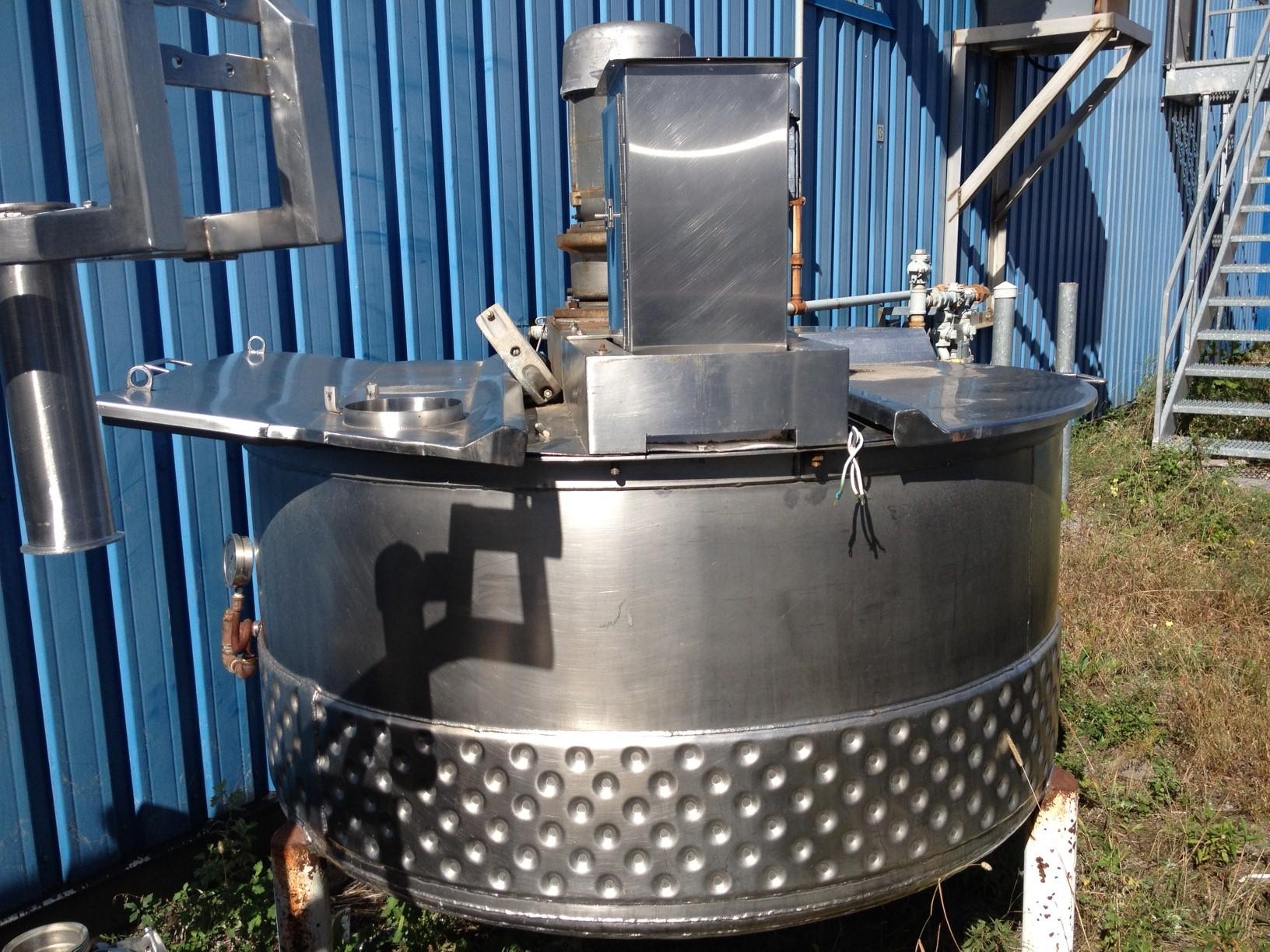 Cuiseur Cook & Cool L'Hoir 1100 litres