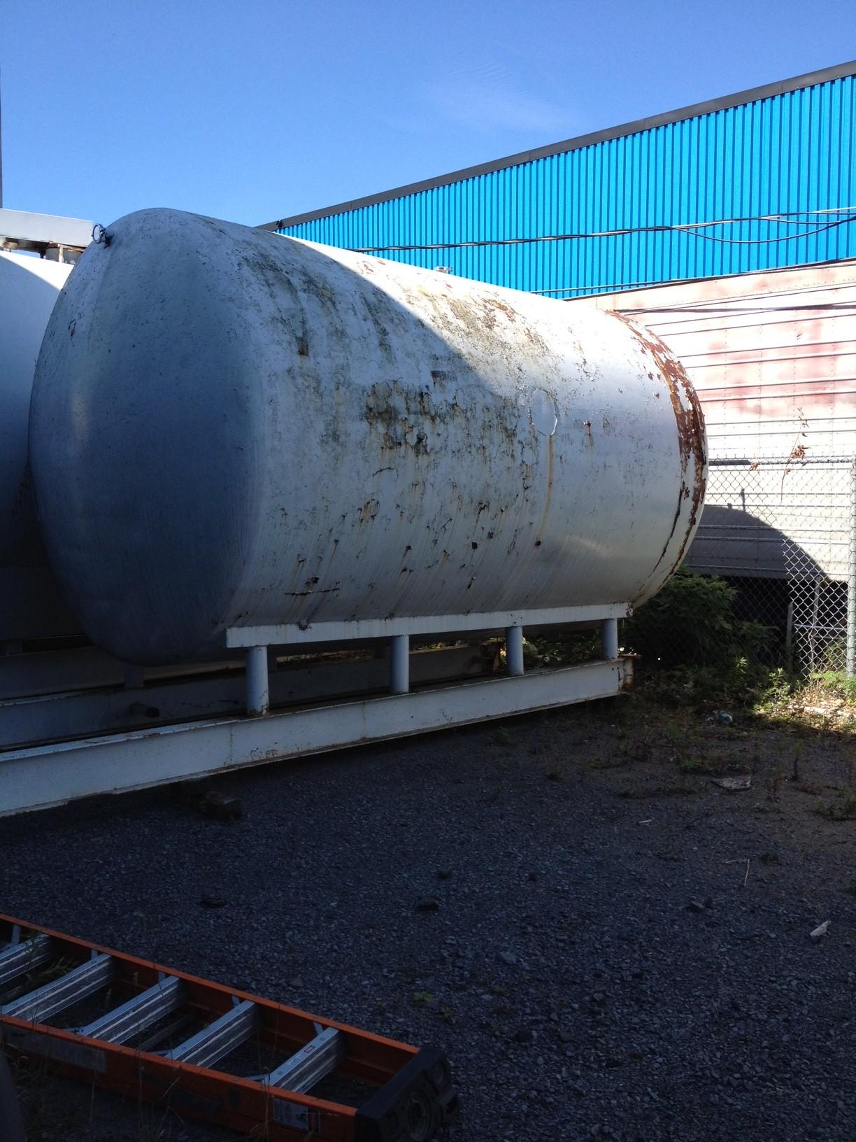 Réservoir horizontal 16000 litres